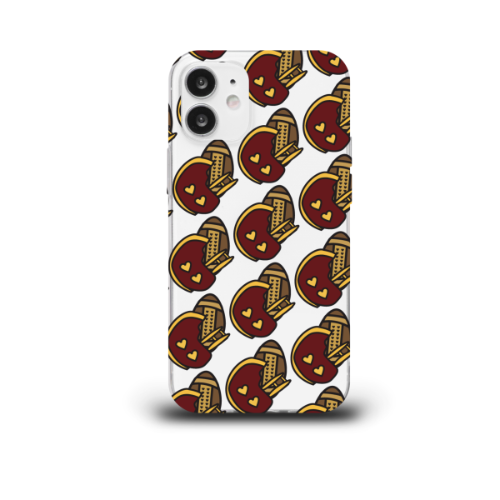 FOOTBALL PHONE JELLY CASE