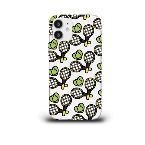 TENNIS BALL PHONE JELLY CASE
